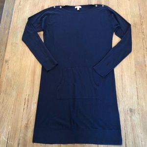 01589e31de5 Lilly Pulitzer Dresses - Lilly Pulitzer navy Jupiter sweater dress